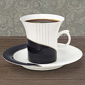 Arabia Lyra coffee cup